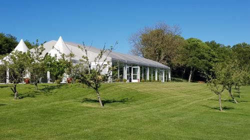 Orchard Marquee Black Horse Beamish Wedding DJ and Disco