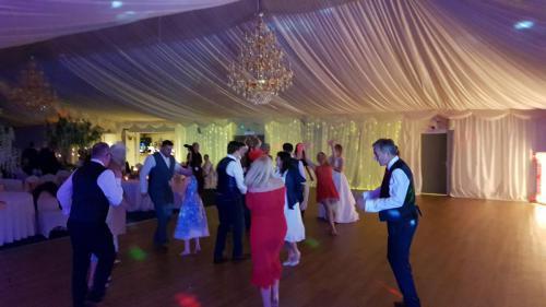 Black Horse Beamish Wedding DJ and Disco