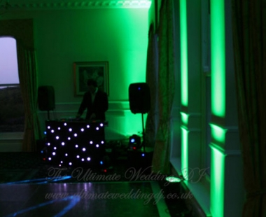 Green Lighting Theme